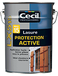 lasure bois protection active ecolabel