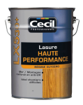 Lasure haute performance glycero